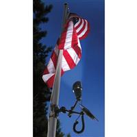 Valley Forge Solar Liberty Flag Pole Light