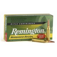 Remington Managed Recoil Rifle Cartridges