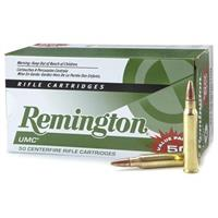50 rounds Remington® UMC® .223 Rem. 55 Grain MC Centerfire Rifle Ammo