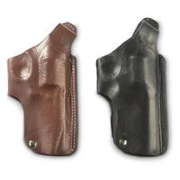 "S&W K-Frame 4"" 4-Position Holster, Brown and Black"