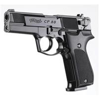 Walther CP88 Air Pistol, Black