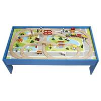 CHH Quality Products, Inc. 80-Pc. Train Set with Table