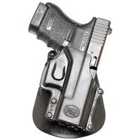 Fobus Glock 29/30/39, Smith & Wesson Sigma Series V Paddle Holster with Double Mag Pouch, Left Hand