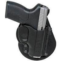 Fobus Taurus Millenium 32 / 380 / 9 mm Holster with Double Mag Pouch