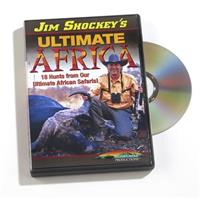 Stoney-Wolf Productions, Inc. Jim Shockey's Ultimate Africa DVD