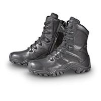 "Men's 8"" Bates ICS Delta-8 Tactical Boots, Black"
