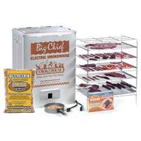 Smokehouse® Big Chief Top-Load Smoker