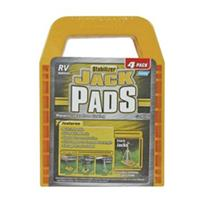 4-Pk. Camco Stabilizer Jack Pads
