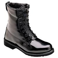 "Men's Thorogood® 8"" Front Zip Uniform Boots"