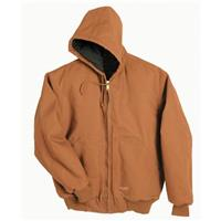 Men's Walls® Medium-weight Hooded Duck Jacket