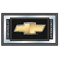 Trademark® Chevy® Bow Tie Framed Mirror