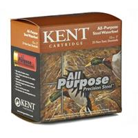 25 rds. Kent® All-Purpose Prescision Steel Shot