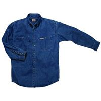 Lakin-McKey Washed Denim Long Sleeve Shirt