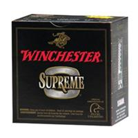 25 rounds Winchester® Supreme Steel Waterfowl Shotshells