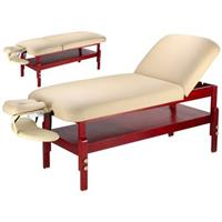 Master® Massage The SpaMaster Stationary™ Massage Table