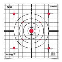 "Dirty Bird® 12"" Sight-In Paper Targets, 13 Sheet-Pack"