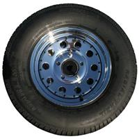 "Drop-Tail® 13"" Custom Replacement Wheel and Tire"