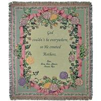 A Plus® Personalized Mother Tapestry Throw
