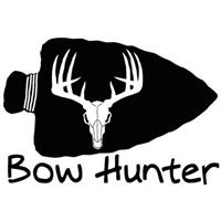 Outdoor Decals® Bowhunter Decal