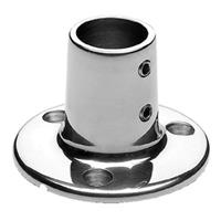 Seachoice® Stainless 90° Round Rail Fitting