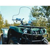 Fuse ATV Windshield with Quick-Release Brackets