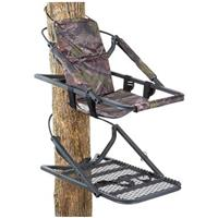 Guide Gear Extreme Deluxe Hunting Climber Tree Stand • Large, anti-fatigue foot platform