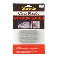 Starbrite® Clear Plastic Window Saver