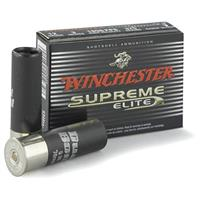 5 rounds Winchester Supreme Elite Dual Band Shotgun Slugs