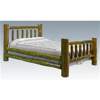 Montana Woodworks® Glacier Country Log Bed