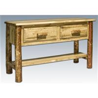 Montana Woodworks® Glacier Country Entry Table