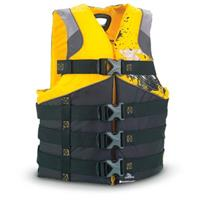 Men's Stearns® Antimicrobial Watersports Life Jacket, Yellow
