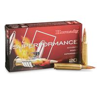 Hornady Superformance, 6mm Rem, SST SPF, 95 Grain, 20 Rounds