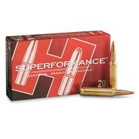 Hornady Superformance, 7mm-08 Remington, GMX, 139 Grain, Lead-Free, 20 Rounds