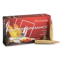 Hornady Superformance, .308 Winchester, GMX, 150 Grain, Lead-Free, 20 Rounds