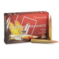 Hornady Superformance, .30-06 Sprg., SST SPF, 150 Grain, 20 Rounds
