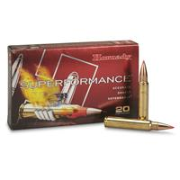 Hornady Superformance, .300 Win Mag, SST SPF, 180 Grain, 20 Rounds