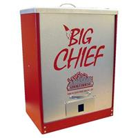 Smokehouse® Big Chief™ Front-load Smoker, Red