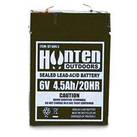 Hunten Outdoors® 6V Rechargeable Battery