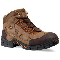 Men's Timberland® Pro® Steel Toe Expertise Hiker, Brown