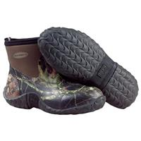 Muck™ 6 inch Camo Camp Boots, Mossy Oak Break Up