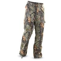 World Famous Sports® 6-pocket Twill Pants, Burley Camo