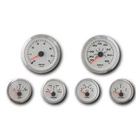 Teleflex® Premier Series White Gauges