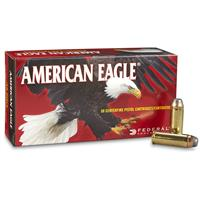 Federal® American Eagle® Pistol .45 Long Colt 225 Grain JSP 50 rounds