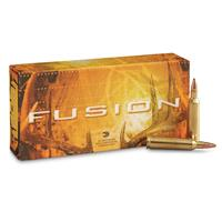 Federal Fusion, .22 - 250 Rem., 55 Grain, 20 Rounds