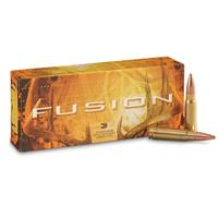 Federal Fusion, 7.62 x 39mm, 123 Grain, 20 Rounds