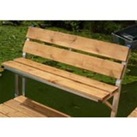 Patriot® Cedar Bench Kit