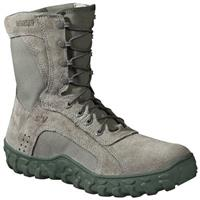 Men's Rocky® S2V Vented Military / Duty Sport Combat Boots, Sage Green