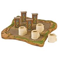 GSI Outdoors Tic Tac Toe, Outhouse