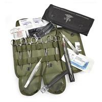 Elite Military First Aid Surgical Kit, 16 Piece
