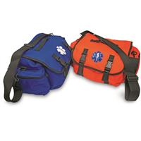 Elite First Aid Pro II Trauma First Aid Bag, 247 Piece